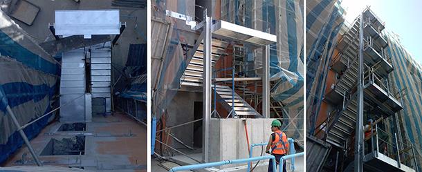 06_Desarrolla Rehabilitacion-edificio viviendas--escalera-ext_metalica_610px