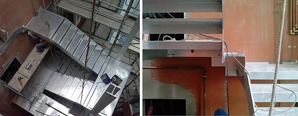 06a_Desarrolla Rehabilitacion-edificio viviendas--escalera-ext_610px