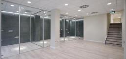 Desarrolla ha construido las nuevas oficinas de PSN en el centro de Gijon