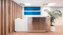 Las nuevas oficinas de Rodl Partner se ubican en la antigua sede de Pastas Gallo