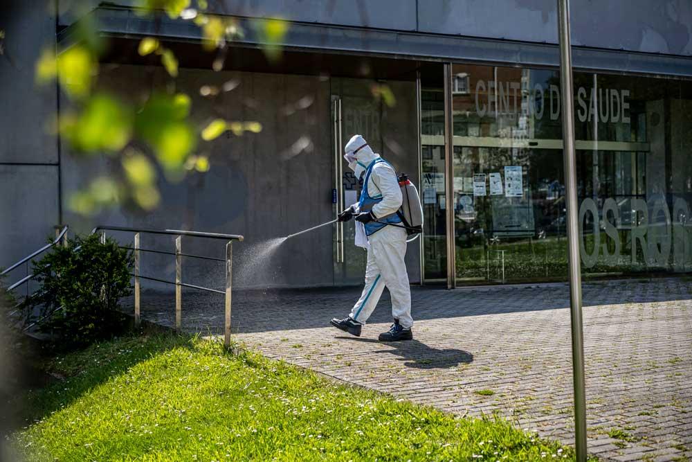 desinfeccion ambiental