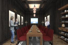 El restaurante de Le Tavernier en Madrid ofrecerá cocina gallega