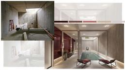 Para crear este ejemplo de diseño y vanguardia se han cuidado todos los detalles