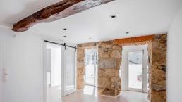 La rehabilitación de una vivienda histórica como la de Ferrol supuso un desafío