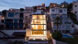 La vivienda ejecutada por Desarrolla es un ejemplo de construcción de vanguardia