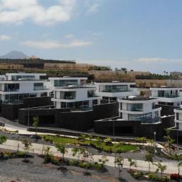 Villa Insigne es un espectacular complejo de viviendas de diseño